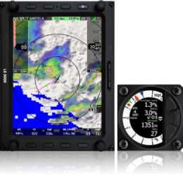 Combined Navigation and Variometer Systems