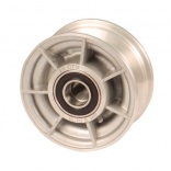 Tail Wheel - Max 3.5'' - for 200x50 tyre