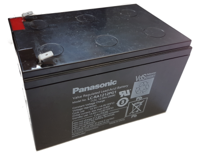 12Ah Panasonic Sealed Lead Acid Battery