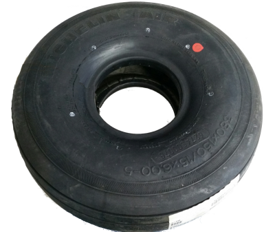 Tyre 6.00-5 / 380x150/15 Michelin AIR