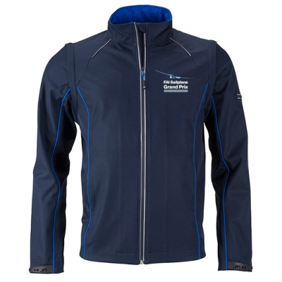 FAI SGP Softshell Jacket - Mens