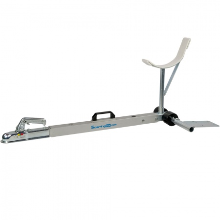 Tow Out Bar with Tail wheel plate, telescopic arm and tail lift
