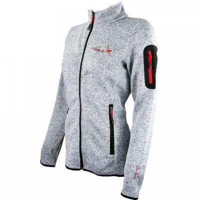 Ladies Silver Lining Fleece - Grey