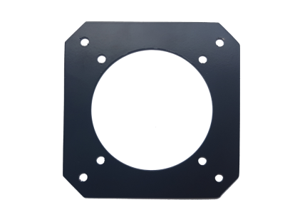 Instrument Hole Adapter Plate 80mm to 57mm