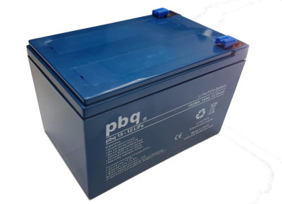pbq LiFePO4 15Ah Battery