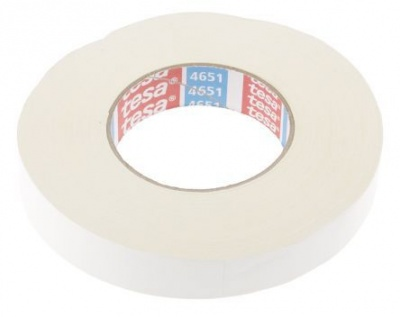 TESA Cloth Tape 50m Roll - Select Tape Width