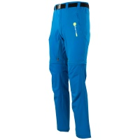 Zip-Off Trousers - Aqua