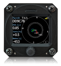 LXNAV FlarmView 57 Display