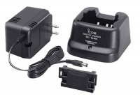 BC­144N UK Desktop Fast Charger For IC-A6E