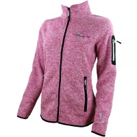 Ladies Silver Lining Fleece - Pink
