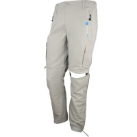 Zip-Off Trousers - Sand