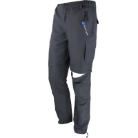 Zip-Off Trousers - Carbon