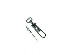 Cobra Trailer Latch Stainless