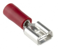 Crimp Receptacle - Choose Colour