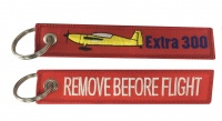 Extra 300 / Remove Before Flight - Keyring