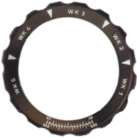 Großkinsky-Variable-Camber Flap Ring 80 mm Engraved