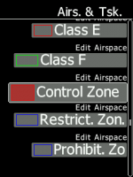 LXNAV Airspace Option - (for S8 and S80 Club)