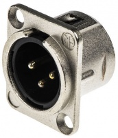 XLR Socket - Male