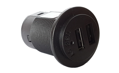 Low Noise USB Charging Socket